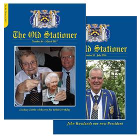 The Old Stationer